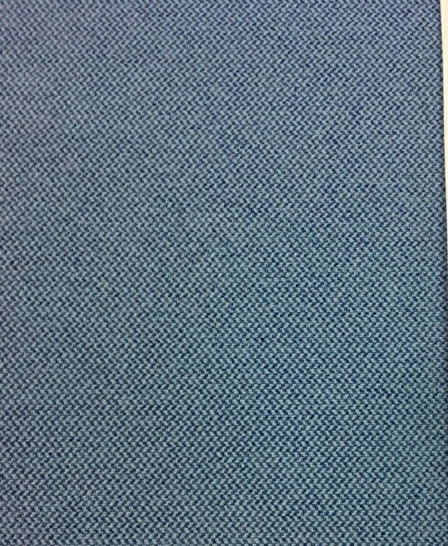 Camira Upholstery Fabric Era Blue Baby Houndstooth 4.625 yds HL