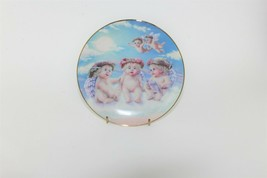 Dreamsicles The Flying Lesson 1994 Collector Plate By Hamilton Collection - $9.90