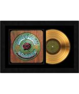 "The Grateful Dead ""American Beauty"" 17x26 Framed 24kt Gold Album w/Album... - $198.95"