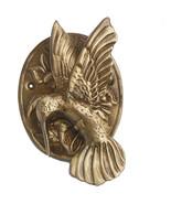 Aakrati Bird Door Knocker in Antique Finish - £38.46 GBP