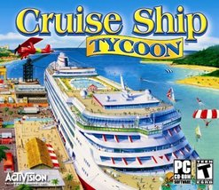 Cruise Ship Tycoon (Jewel Case) - PC [Windows 98] - $32.55