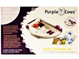 Multi Trimmer, Personal Rotary Trimmer, Laminator and Desk Organizer