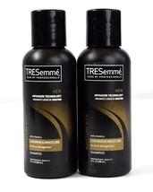 Tresemme Moisture Rich Luxurious Moisture Shampoo Travel Size 3 fl oz Lot of 2 - $9.99