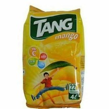 TANG Instant Drink Energy Powder Mix MANGO Flavor 500 Gr Free Shiping UK... - $14.81