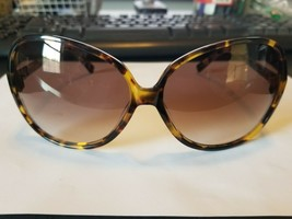"""Oliver Peoples """"Chelsea"""" DTB Spotted Yellow Tortoise / Brown Gradient Su... - $58.41"""