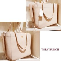 Tory Burch Ivy Side Zip Tote in Burch NWT - $246.05