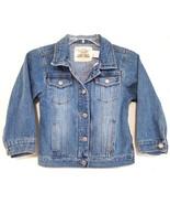 LEVI STRAUSS & CO. RN 81917 – Girl's Denim Trucker Jacket – Size: 6 - $17.41
