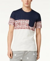 American Rag Men's Colorblocked Pocket T-Shirt, Size L - $11.87