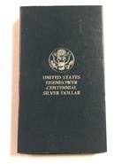 UNITED STATES EISENHOWER CENTENNIAL SILVER DOLLAR PROOF  - $29.97