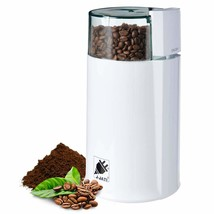 J-Jati Electric Coffee Grinder Mill with Large Grinding Capacity and HD ... - $40.99