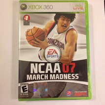 NCAA March Madness 07 (Microsoft Xbox 360, 2007) Brand NEW!! - $12.86