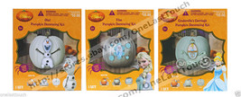 GEMMY (1) Set PUMPKIN DECORATING KIT Molded Push-Ins HALLOWEEN *YOU CHOO... - $6.30