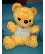 "Vintage Knickerbocker Animals of Distinction Teddy Bear 13"" Plush Doll Toy - $19.79"