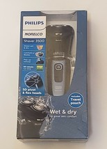 Philips Norelco Shaver 3500 Wet & Dry Electric Shaver, S3212/82, Storm Gray - $47.95