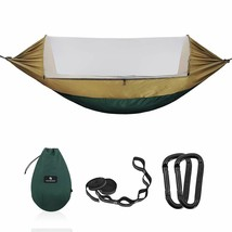 SONGMICS Hammock With Mosquito Folding Charging 661.4lbs 108 5/16x55 - $274.05