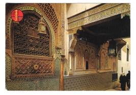 Morocco Fes Fez Sanctuary Moulay Idriss II Passage of the Pilgrims Postc... - $4.99