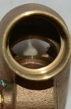 Legend 105 406 Bronze Y Pattern Check Valve Lead Free 1 1/4 Inch image 4