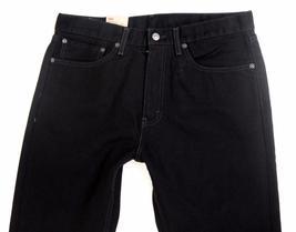 NEW LEVI'S STRAUSS 505 MEN'S ORIGINAL REGULAR FIT BLACK JEANS PANTS 505-0260 image 4