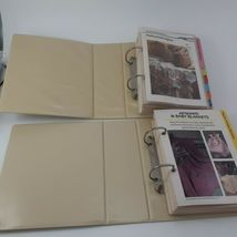 Set of 2 - Golden Quick 'N Easy Crocheting Pattern Books Binders with Contents image 10