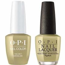 This Isn't Greenland Nail Lacquer + Gel New Bottle I58 - $30.64