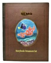 Disney Direct Pixar Finding Nemo Storybook 6 Ornament Set - $60.00