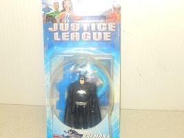 Mattel Action Figurine Justics League- Batman - Noir Combinaison Neuf- Jd - $4.29