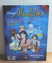 Disney's Aladdin The Official Movie Magazine (W... - $7.66
