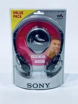 Vintage Sony Walkman MDR-RSPKG Headphones  MDR-E828LP & MDR-A110LP - $84.14