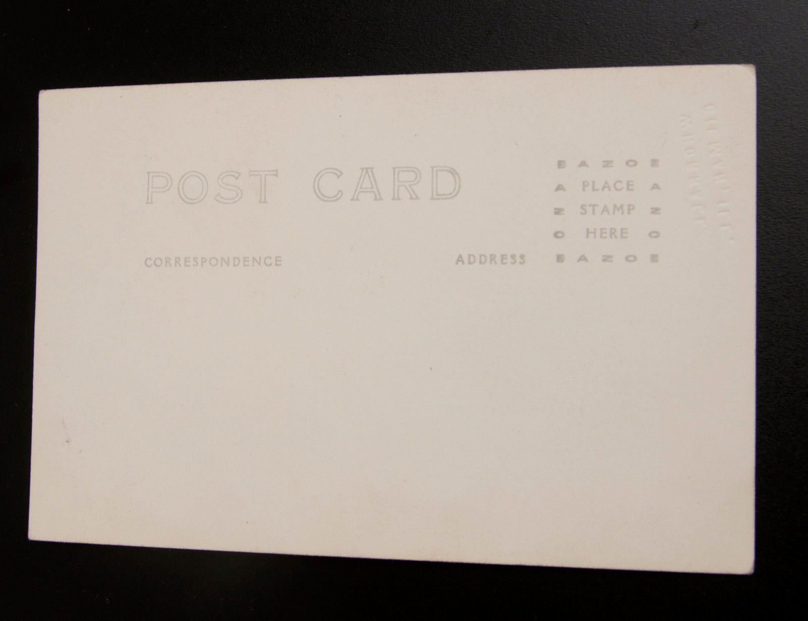 Vtg RPPC Girl in Dress- Whorrall Gilman Illinois- Postcard
