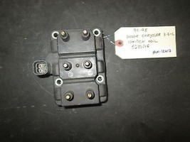 90 91 92 93 94 95 96 97 98 Dodge Chrysler 3.3L Ignition Coil #5233140 *See Item* - $14.85