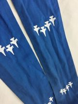 Blue AIR FORCE SQUADRON PILOT SCARF USAF 62nd FIGHTER SPIKE image 5