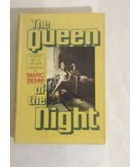 The Queen Of The Night Marc Behm 1977 Hardcover Dust - $5.93