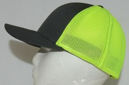 Richardson Trucker R Flex Meshback Fitted Baseball Cap 110 Large  Xlarge image 4