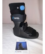 United Ortho Short Air Cam Stabilizer Ankle Boot Small - Very Good Condi... - $33.99