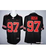 New Ohio State Buckeyes 97 Joey Bosa Black College Football Jersey - $36.99