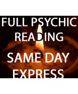 SAME DAY EXPRESS CHOOSE AN AREA  READING PSYCHIC 98 yr old Witch Cassia4... - $32.00