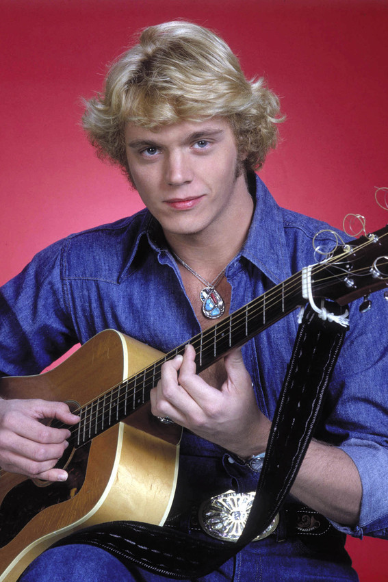 Primary image for John Schneider With Guitar Color 18x24 Poster