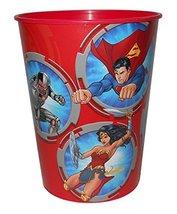 Justice League 16 oz Plastic Keepsake Favor Cup - 1 Count - $2.23