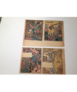 Marvel Value Stamp Book Series B 38 of 40 Hero Stamps, 2 complete, 2 one... - $72.60