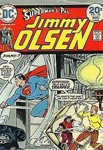 Superman's Pal Jimmy Olsen, Vol 21 #163 [Comic] [Jan 01, 1954] DC Comics - $5.07