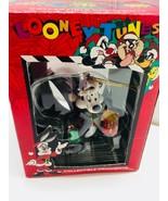 1996 Vintage Looney Tunes Pepe Le Pew Christmas Ornament  Matrix 22718 - $23.45