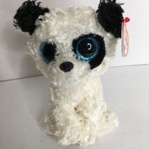 "Ty Beanie Boos - GATSBY the Dog 6"" (Barnes & Noble Exclusive) NEW MWMT - $19.79"