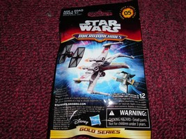 NEW Star Wars Micromachines Gold Series Blind Bag - $6.85