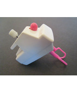 Barbie Doll vintage Mattel 1980s Wind-up Kitchen Mixer with sound and mo... - $6.95