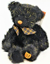 "Russ Halloween Teddy Bear ""Sparky"" Plush Stuffed Animal Toy Free Shipping - $10.88"