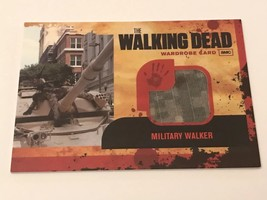 Cryptozoic Walking Dead Season 1 Wardrobe Military Walker M12 - $11.88