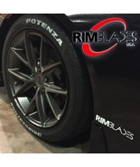 84-91 BMW 3 Series 2DR Rim Savers/Rim Blades Wheel Protectors Pick Color - $79.99
