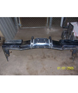 1990 CADILLAC BROUGHAM FLEETWOOD FRONT BUMPER OEM USED Rear Wheel Drive  - $682.11