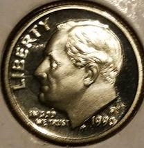 1990 S Roosevelt Dime Proof  - $3.99
