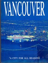 "Vancouver ""A City For All Reason's"" (Book) image 1"